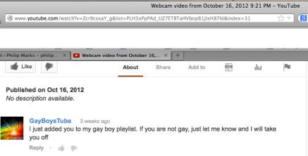 DannyDon'tCareIf UR Gay