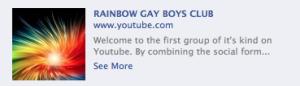 Rainbow Gay Boys Club